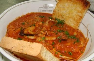 Ricette for Cucinare murena